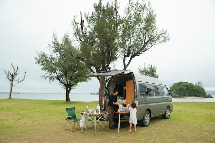 50%discount Adventure trip with Campingcar