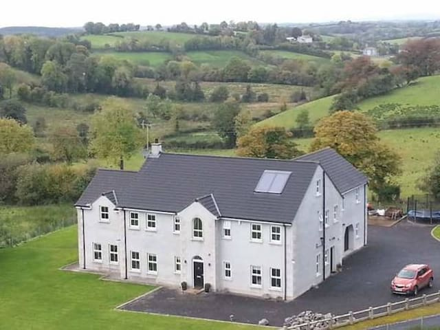 Apartment in stunning countryside location.