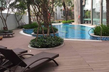 Brandnew relax & quiet condo near River and Park - Bình Thạnh - Lakás