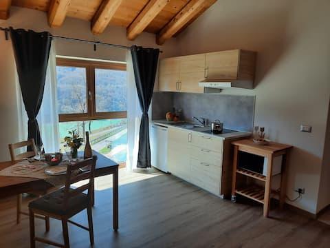 Agriturismo Ai Monti - Appartamento Annapurna