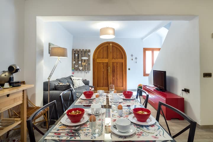 Can Ma our sweet townhouse in Alcudia Mallorca