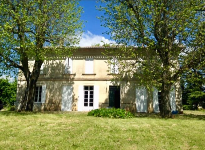 Entirely renovated Girondine - Fronsac
