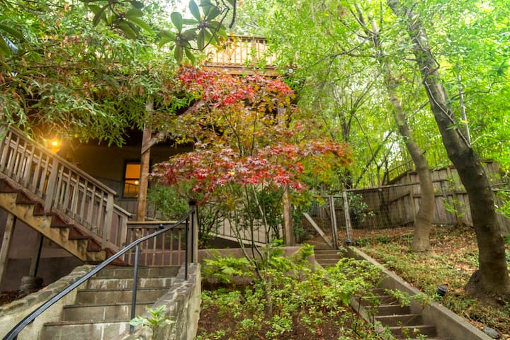 NEW LISTING! Charming, Private 3BR/2BA in Larkspur