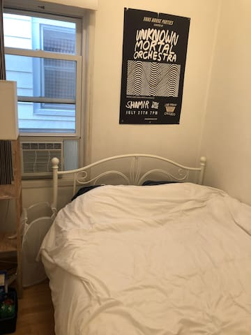 Tiny but Cute Logan Square Room