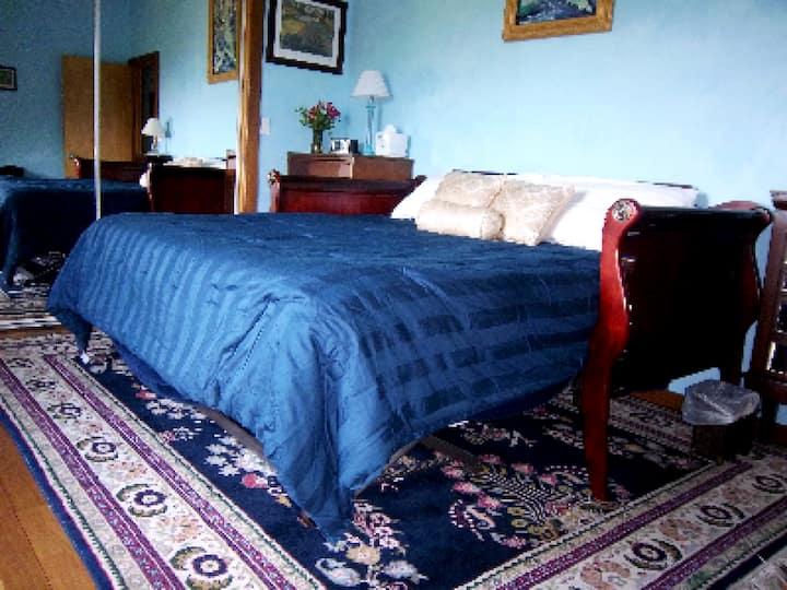Coppertoppe Inn - Turquoise Room