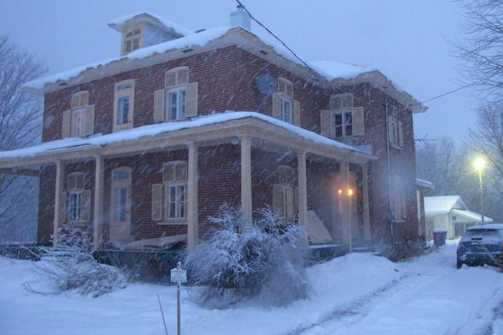 Maison sur fermette bucolique - Sainte-Élisabeth - House