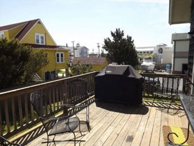 4-Bedrooms Beach-view Bungalow in Cape May, NJ