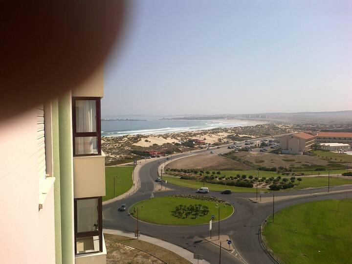 Apartamento junto ás praias principais