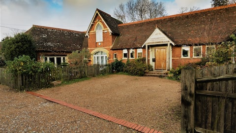 A Kent Coach House getaway for peace and quiet