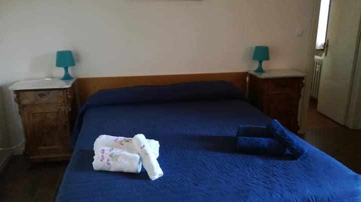 Il Girasole - appartamento in centro a Porretta