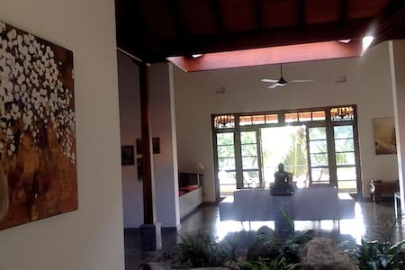 Mandala House - Digana - Willa
