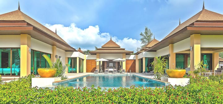 THE VILLA RESORT-THE HOME ESCAPE. Breakfast inc.