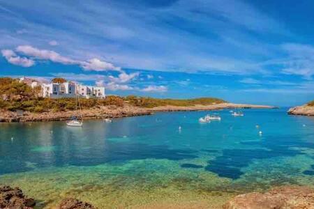 Estudio en Portinatx junto al mar