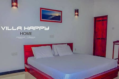 Luxury double room with private bathroom & Balcony