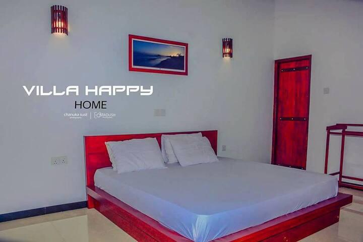 Luxury double room with private bathroom & Balcony