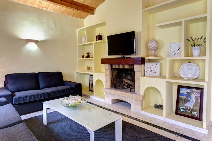Casa en balnerario termal