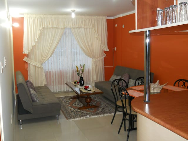 Mini departamento confortable - Ayacucho - Apartment