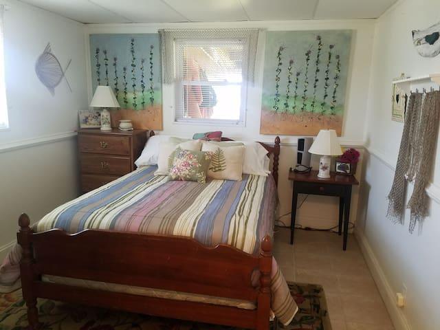 #2 - 1st floor bedroom