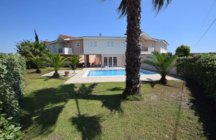 Golf Villa by Mediterranean with Mountain Views
