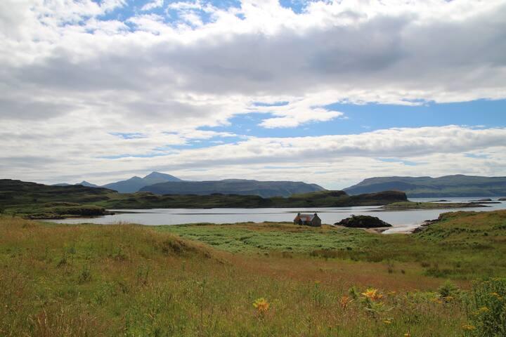 Cragaig Bothy, Isle of Ulva