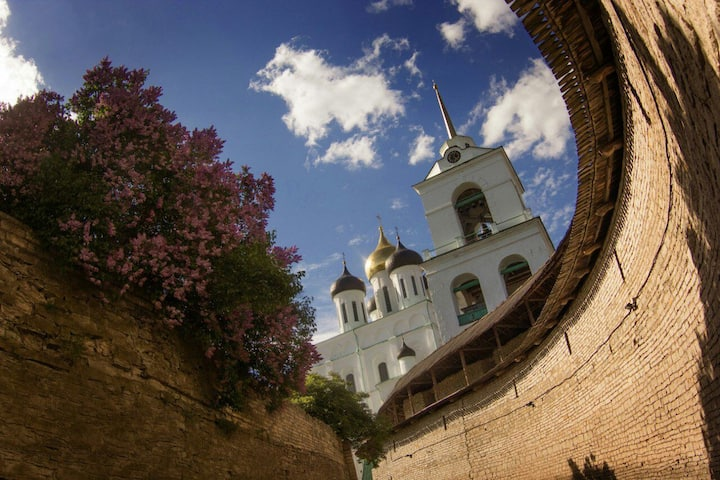 Wonderful Time Pskov