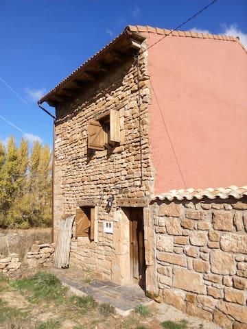 Casa Rural La Tormenta - Albendiego - Hus