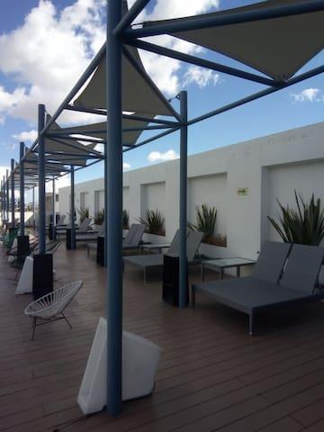 Loft en Angelopolis para negocios o descanso