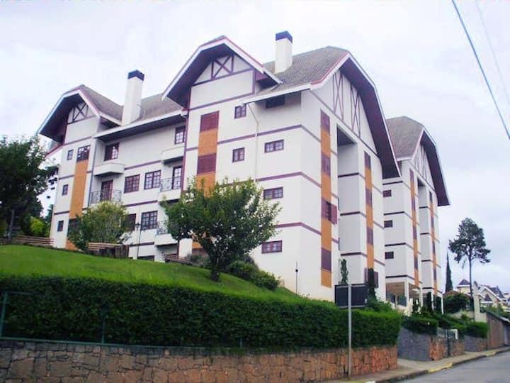Apartamento no Centro de Capivari - 3 quartos
