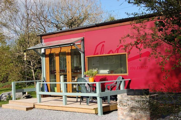 Rural retreat near Galway Bay.