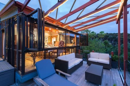 Kiwi Suite - Titore Lodge - Russell - Haus
