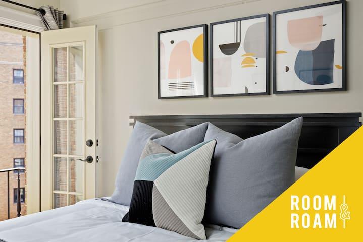 RB   STUDIO   307 · Room & Roam   Country Club Plaza   Historic Studio