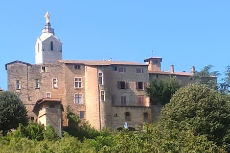 Appartement du Château avec balcon - Chazay-d'Azergues