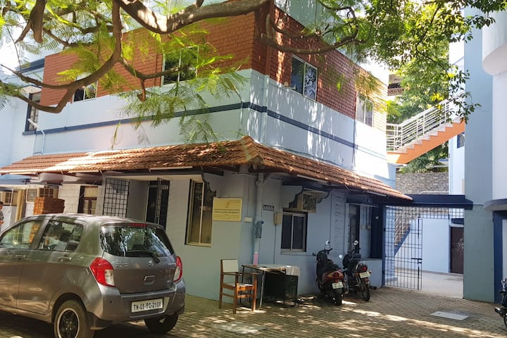 Seva Guesthouse 3 - @ Heart of Chennai, Royapettah