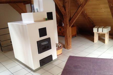 Liebevoll gestaltetes Haus mit Herz (2) - Au - Дом