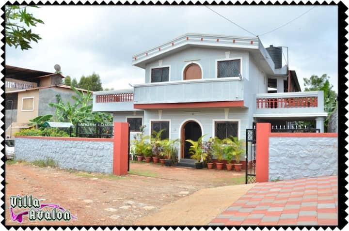 Villa Avalon (a cozy 5 BHK villa)