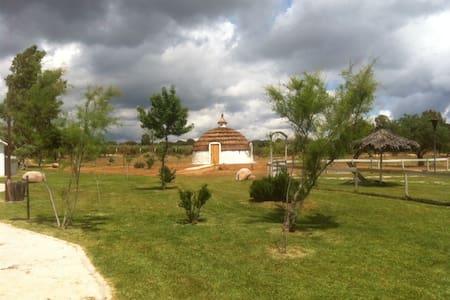 Casa-Iglú en Doñana, Ardea Purpurea - Villamanrique de la Condesa - Iglu (jégkunyhó)