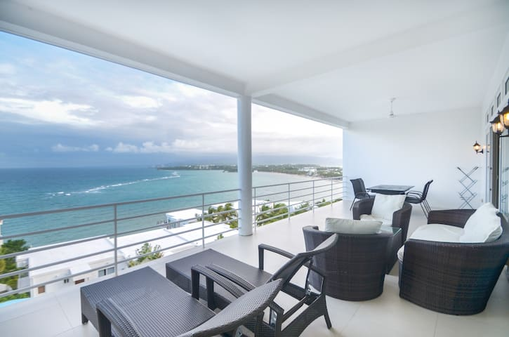2 bed ocean view #33 - Malay - Wohnung