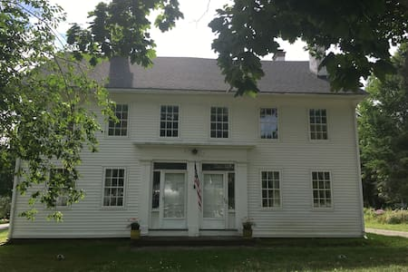1812 Pierce House-Historical Charm/ Modern Updates - Winterport - Huis