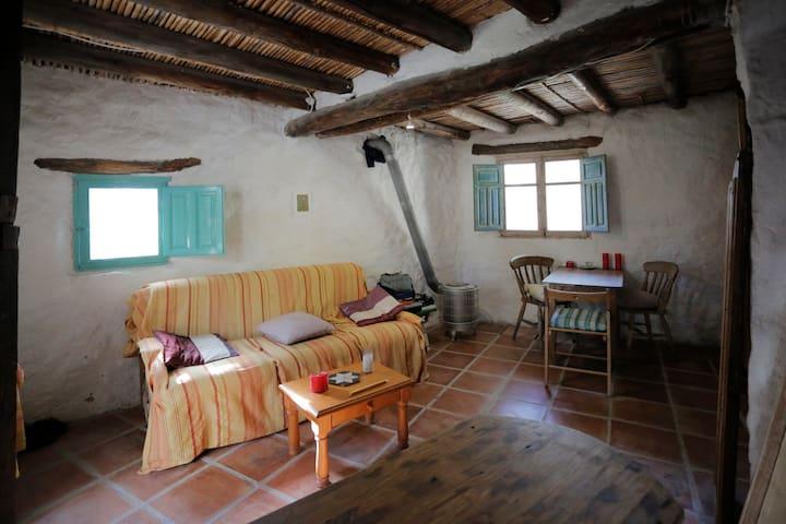 Casa Luna Eco-cottage, Orgiva, Las Alpujarras