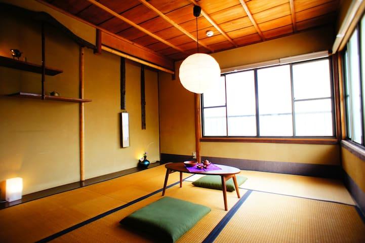 Kyoto Guest House Near Palace/Japanese room 2F - Kamigyō-ku, Kyōto-shi - Guesthouse