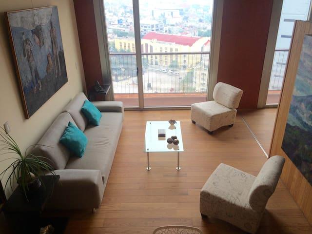 Departamento en renta en Reforma 27 - Ciudad de México - Condominium