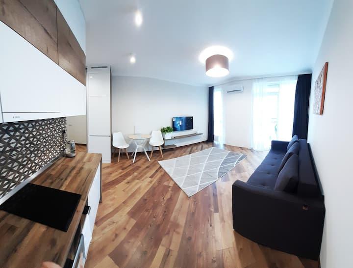 Красивая квартира с эксклюзивным видом