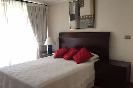 Modern apartment near shopping and tourism - Las Condes - Apartmen
