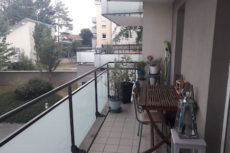 appartement neuf ensoleillée