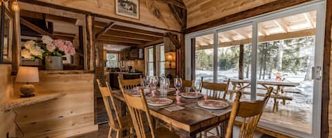 Ross - Chalets Spa Canada 6 pers Lac, Ski Montagne