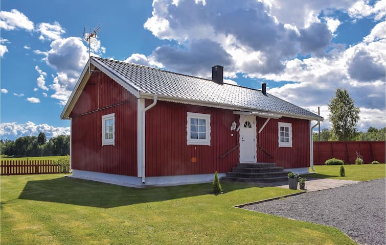 Holiday cottage with 1 bedroom on 64m² in Rörvik