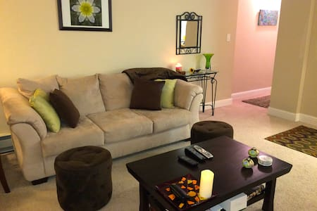 Great location and comfortable! - Burlingame - Apartment
