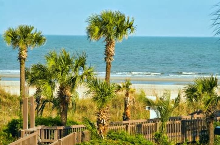 Timeshare in Sea Crest Surf & Racquet Club