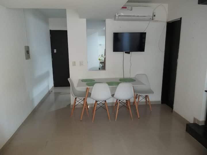 Confortable Duplex-204