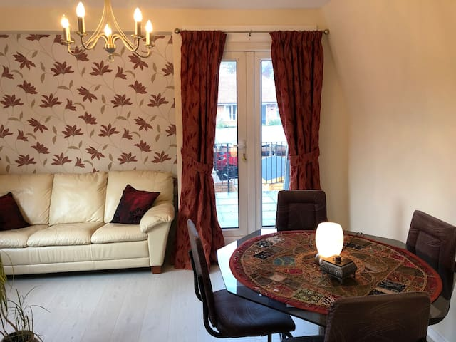 Cosy & Comfy 1 Bed apart. Marlow Bottom, Marlow